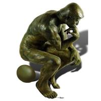 Geza Halasz - Auguste Rodin