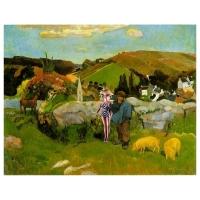 Geza Halasz - Paul Gauguin
