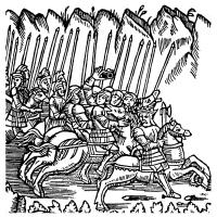 Geza Halasz - Olaus Magnus-Historia om de nordiska folken