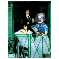 Geza Halasz - Edouard Manet - Pablo Picasso