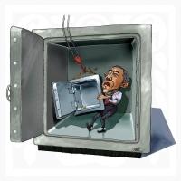 Obama economic reinsurance