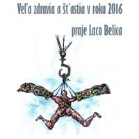 Ladislav Belica (SK) - PF 2016