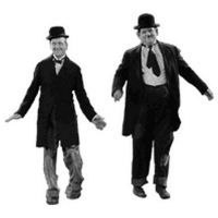 Francisco Punal Suarez (ES) - Laurel and Hardy