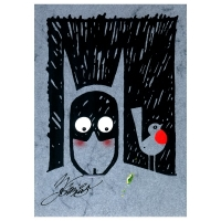 Andrea Bersani - Robin and Batman