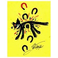 Andrea Bersani - Black cat