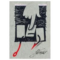 Andrea Bersani - Three cards