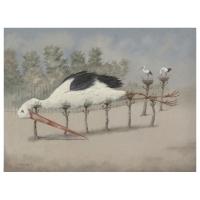 Florian Doru Crihana (RO) - Exhausted stork