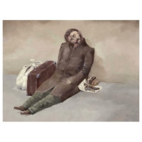 Florian Doru Crihana (RO) - Resting