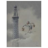 Florian Doru Crihana (RO) - The nipples of Paris
