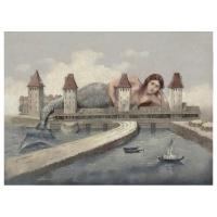 Florian Doru Crihana (RO) -  Ponts couverts