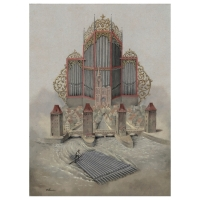 Florian Doru Crihana (RO) -  The organ