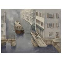 Florian Doru Crihana (RO) -  Bridge crane