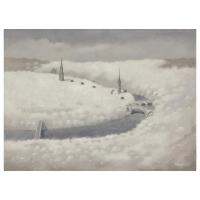 Florian Doru Crihana (RO) - Berne under snow