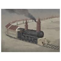 Florian Doru Crihana (RO) - The train