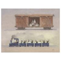 Florian Doru Crihana (RO) - Little train