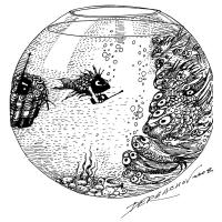 Oleg Dergachov-Aquarium