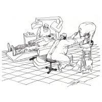 Oleg Dergachov-Dentist-sculptor