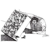 Oleg Dergachov- Labyrinth
