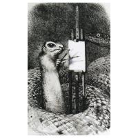 Oleg Dergachov-Ground Squirrel