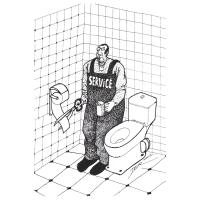 Oleg Dergachov-Washroom