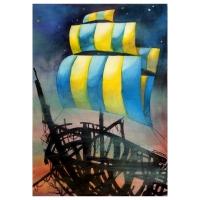 Oleg Dergachov-Ship