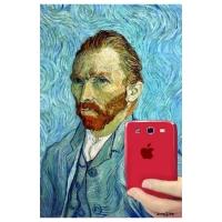 Darko Drljevic - Van Gogh selfie