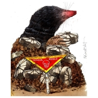 Rainer Ehrt-Mines mole