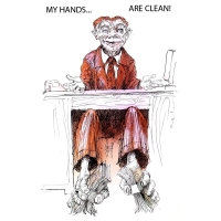 Rainer Ehrt-My hands are clean