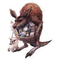 Rainer Ehrt-Consume kangaroo