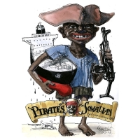 Rainer Ehrt-Pirates of the Somalian