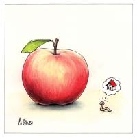Pol Leurs - Apple house