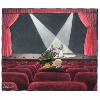 Pol Leurs - At the theatre