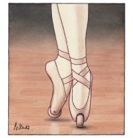 Pol Leurs - Balett skates
