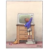 Pol Leurs - Books vs TV