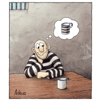Pol Leurs - Prisoner's cup