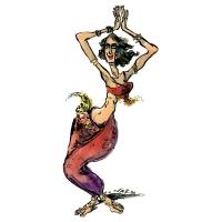 Marilena Nardi-Danza ventre
