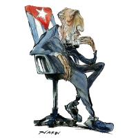 Marilena Nardi-Fidel Castro