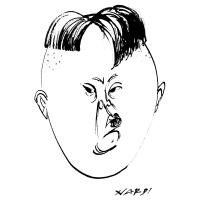 Marilena Nardi-Kim Jong Un