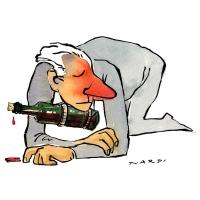 Marilena Nardi-Troppo vino