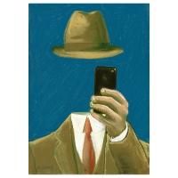 Luc Descheemaeker/O-SEKOER - Self Magritte