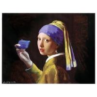 Luc Descheemaeker/O-SEKOER - Selfie Vermeer