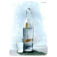 Luc Descheemaeker/O-SEKOER -  Bottle