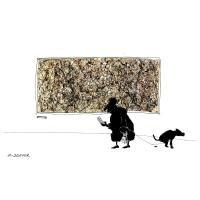 Luc Descheemaeker/O-SEKOER - Pollock
