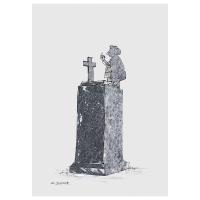Luc Descheemaeker/O-SEKOER - Statue