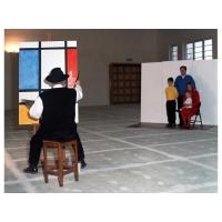 Luc Descheemaeker/O-SEKOER - Mondriaan