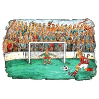 Jordan Pop-Iliev: Football