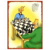 Jordan Pop-Iliev: Nasreddin's chess