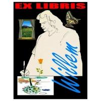 Willem Rasing - Ex libris