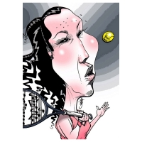 Stabor-Jelena Jankovic-the tenis player