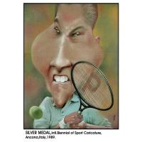 Stabor-Monica Seles ex No.1 tenis